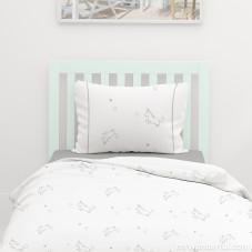 Capa de edredão para cama de 90cm - Unicorn lover
