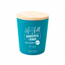 Candle - Life is full of wonderful things