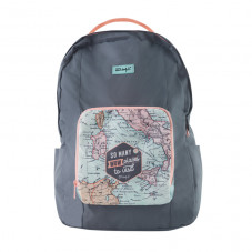 "Foldable travel backpack - So many ""wow"" places to visit"