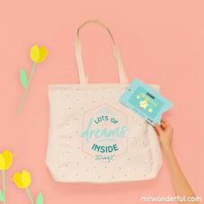 Kits personalizáveis para mãe