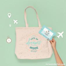 Kits personalizáveis de viagem a partir de: