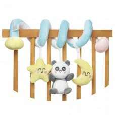 Espiral com chocalho Mr. Wonderful x Saro - Panda Hugs