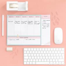 Organizador semanal para dares o teu melhor (PT)