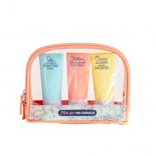 Kit de viagem - Mini spa para escapadelas