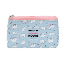 Double toiletries bag sloth Slow Collection