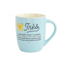 Caneca Inês - Wonderful names
