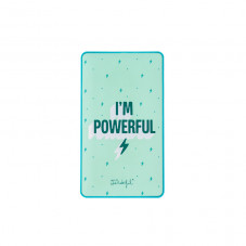 Power bank 6.000 mAh - The Powerful Collection