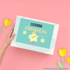 Kits personalizáveis para mãe a partir de: