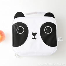 Saco térmico de panda Kawaii