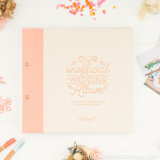 Our unofficial wedding album (ENG)