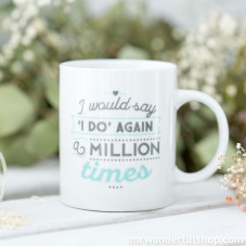 Caneca - I would say 'I do' again a million times (ENG)