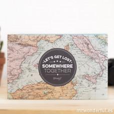 Álbum de viagem - Let's get lost somewhere together (ENG)