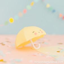 Brinquedo para o banho - Guarda-chuva