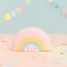 Brinquedo para o banho - Arco-íris