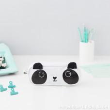 Estuche kawaii panda