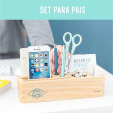 Set para os pais mais organizados de sempre
