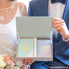 Conjunto de presentes para recém-casados (e afortunados) (PT)