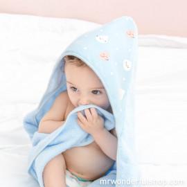 Toalha para bebés