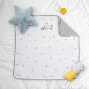 Manta bebé personalizada