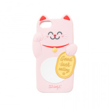 Capa para iPhone 6/7/8/ Maneki-neko - Lucky Collection