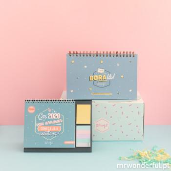Kit de organização - Cada dia um triunfo