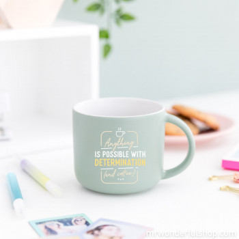 Mug - Anything is possible