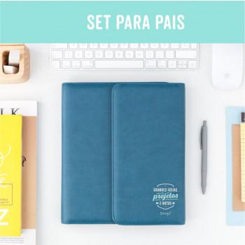Set para pais cheios de projetos e ideias