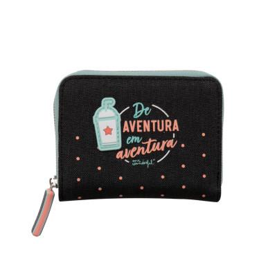 Porta-moedas - De aventura em aventura