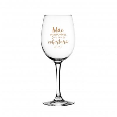 Copo de vinho -  Mãe indisponível ou sem cobertura (PT)