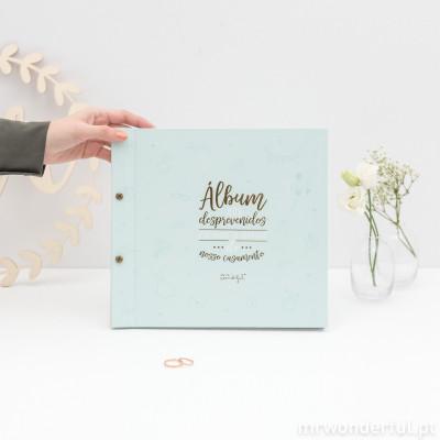Álbum dos desprevenidos do nosso casamento (PT)