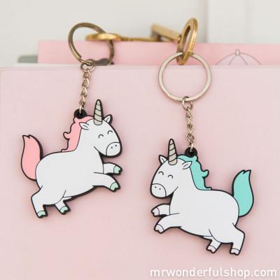 Conjunto de 2 porta-chaves - Our friendship is magical (ENG)