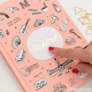 Caderno Lovely Streets - Sketch the world Madrid