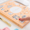 Caderno Lovely Streets -Sketch the world Milano