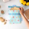 Snack bag Roll Eat x Mr. Wonderful - Apple