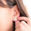 Space Vibes stud earrings