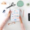 Organizador de produtividade - Se digo, consigo