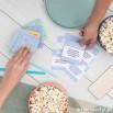 Jogo de cartas - Quem desta mesa...?
