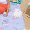 Toalha de praia - Fiesta y verano ¡toalla en mano!
