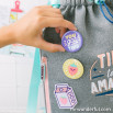 Extras para personalizar a tua mochila ou o que quiseres - Yay!