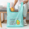 Foldable shopping bag - Fill me with lovely things