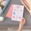 Postal com mensagens para mães - És a melhor mãe de sempre