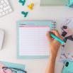 Organizador de estudo - Abram alas que este ano arraso