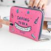 Porta-moedas - Saving to be a rockstar (ENG)