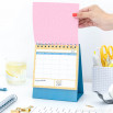 Organizador semanal para por na secretária