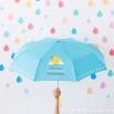 Medium umbrella - The rain can't stop me shining today (ENG)