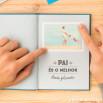 Livro para um pai maravilhoso, que merece tudo e um pouco mais (PT)