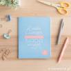 Caderno com notas adhesivas Mr.Wonderful