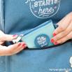 Porta-moedas - Make your own magic (ENG)