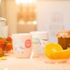 Set de 2 tazas - How do you like your coffee? With you