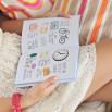 """Libro """"Cosas no aburridas para ser la mar de feliz"""""""